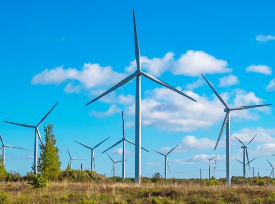 Defensie maakt ruimte voor windenergie